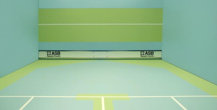 """Vopseaua terenului de Squash: """"Ce pot face pentru a-mi imbunatati terenurile de squash?"""""""