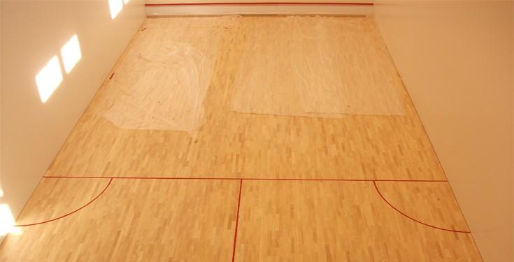 Planificarea unui Centru de Squash