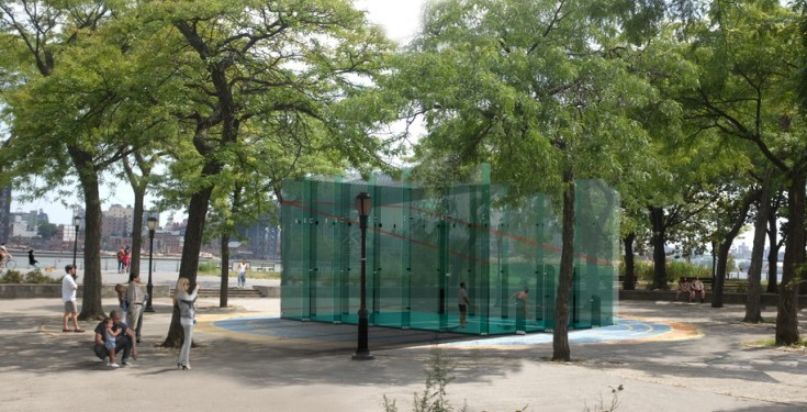 ASB Dezvolta Un Nou Teren pentru Initiativa Unica Squash Public SUA