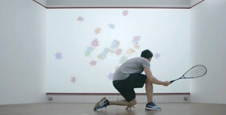 Squash interactiv ASB